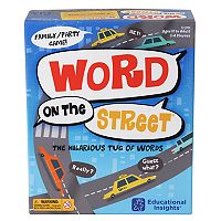 Educational Insights Word ON The Street Board Game