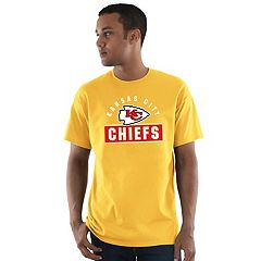 Men's Majestic Kansas City Chiefs Maximized Tee