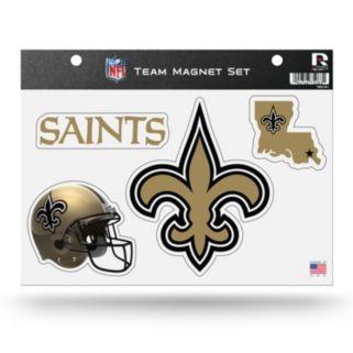 New Orleans Saints Team Magnet Set