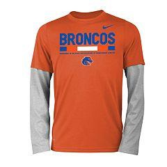 Boys 8-20 Nike Boise State Broncos Legend Tee Set