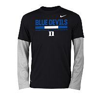 Boys 8-20 Nike Duke Blue Devils Legend Tee Set
