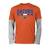 Boys 8-20 Nike Florida Gators Legend Tee Set