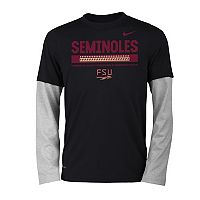 Boys 8-20 Nike Florida State Seminoles Legend Tee Set