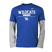 Boys 8-20 Nike Kentucky Wildcats Legend Tee Set
