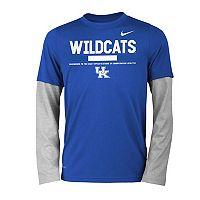 Boys 8-20 Nike Kentucky Wildcats Legend Tee Set