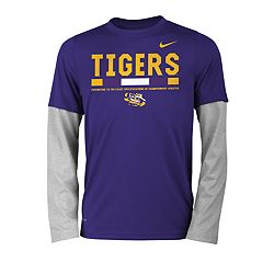 Boys 8-20 Nike LSU Tigers Legend Tee Set