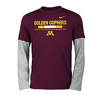 Boys 8-20 Nike Minnesota Golden Gophers Legend Tee Set