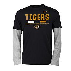 Boys 8-20 Nike Missouri Tigers Legend Tee Set