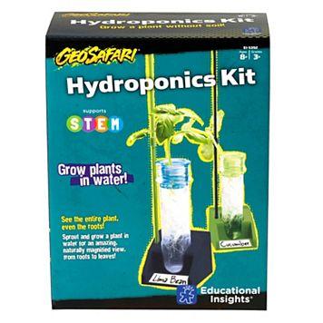 Educational Insights GeoSafari Hydroponics Kit