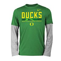 Boys 8-20 Nike Oregon Ducks Legend Tee Set