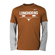Boys 8-20 Nike Texas Longhorns Legend Tee Set