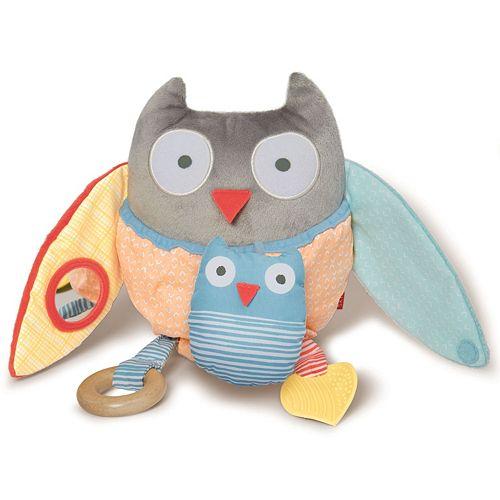 Skip Hop Treetop Friends Activity Owl