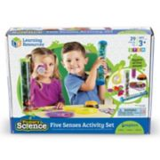 Learning Resources Primary Science 5 Senses Activity Set