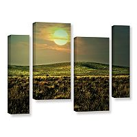 ArtWall Corner Pocket Canvas Wall Art 4 pc Set