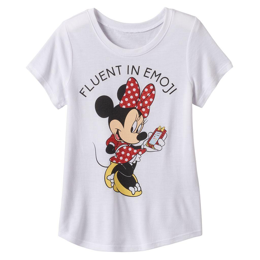 Disney's Minnie Mouse Girls 7-16
