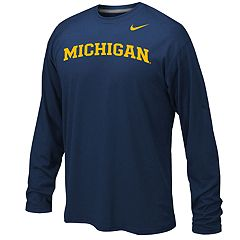 Boys 8-20 Nike Michigan Wolverines Legend Tee Set
