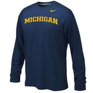 Boys 8-20 Nike Michigan Wolverines Legend Tee Set