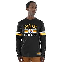 Men's Majestic Pittsburgh Steelers Power Hit Tee
