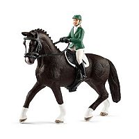 Horse Club Showjumper with Horse Figure Set by Schleich