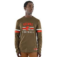 Men's Majestic Cleveland Browns Power Hit Tee