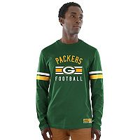 Men's Majestic Green Bay Packers Power Hit Tee