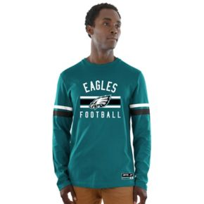 Men's Majestic Philadelphia Eagles Power Hit Tee
