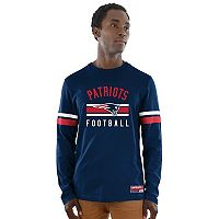 Men's Majestic New England Patriots Power Hit Tee