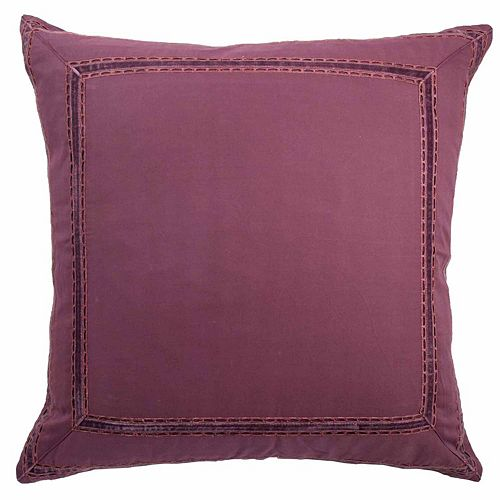 Vue Rachida Embroidered Euro Sham
