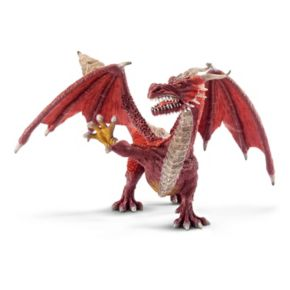 Eldrador Dragon Warrior Figure by Schleich