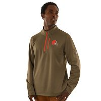Men's Majestic Cleveland Browns Across the Scoreboard Pullover