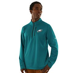 Men's Majestic Philadelphia Eagles Across the Scoreboard Pullover