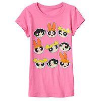 Girls 7-16 Powerpuff Girls Blossom, Bubble & Buttercup Graphic Tee