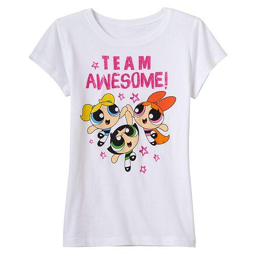 a372fcdb2 Girls 7-16 Powerpuff Girls