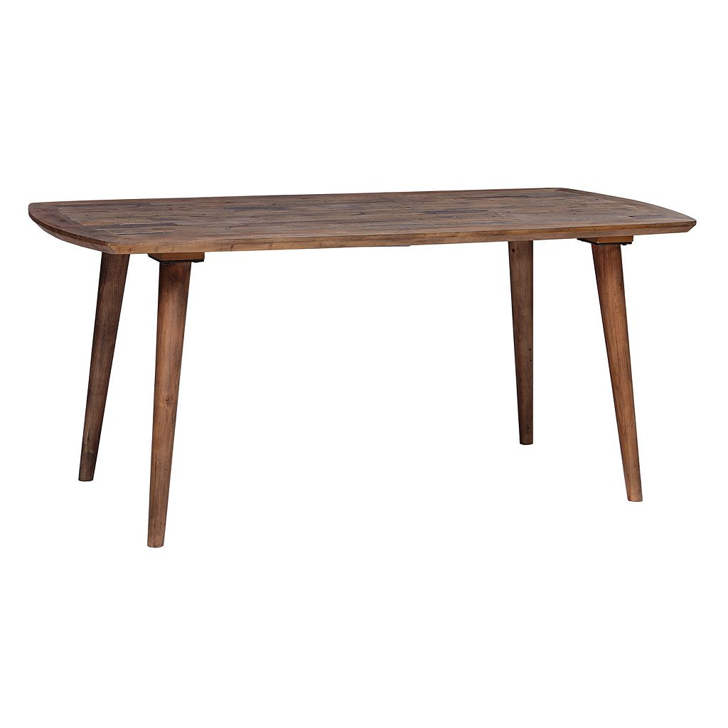 INK+IVY Renu Wood Dining Table