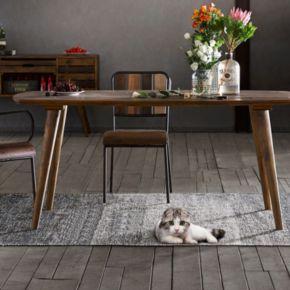 INK+IVY Renu Wood Dining Table