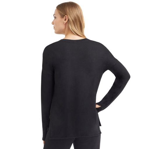 Women's Cuddl Duds Comfortwear Tunic Top