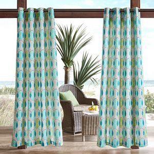 Madison Park Cayucos 3M Scotchgard Outdoor Curtain