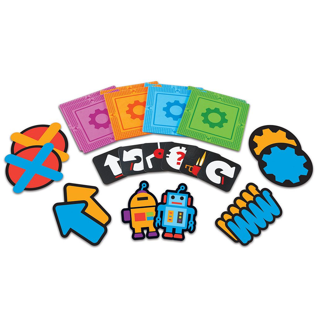 Learning Resources Let's Go Code! Activity Set