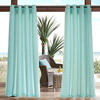 Madison Park Morro 3M Scotchgard Outdoor Curtain
