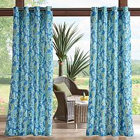 Madison Park Cambria 3M Scotchgard Outdoor Curtain