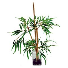 Designs by Lauren Artificial Bamboo Stalks Arrangement