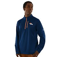 Men's Majestic Denver Broncos Across the Scoreboard Pullover