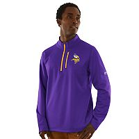 Men's Majestic Minnesota Vikings Across the Scoreboard Pullover