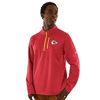Men's Majestic Kansas City Chiefs Across the Scoreboard Pullover