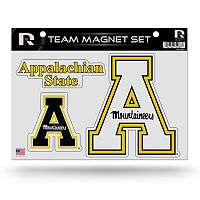 Appalachian State Mountaineers Team Magnet Set