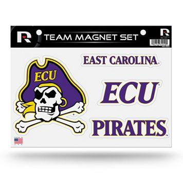 East Carolina Pirates Team Magnet Set