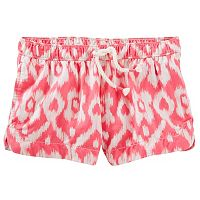 Girls 4-8 OshKosh B'gosh® Pattern Shorts