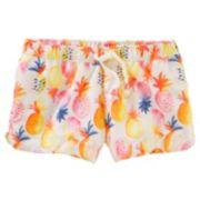 Girls 4-8 OshKosh B'gosh® Pattern Shorts