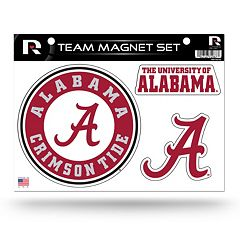 Alabama Crimson Tide Team Magnet Set