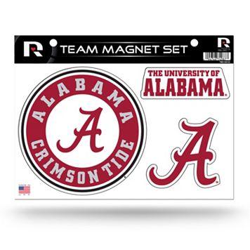 Alabama Crimson Tide Team Magnet Set